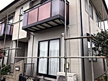 施工前 熊本市北区植木町S様邸 ペイントデポ