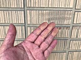 熊本の外壁塗装・屋根塗装工事専門店 ペイントデポ 外壁のチョーキング現象
