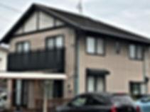熊本県熊本市北区 外壁塗装・屋根塗装工事 施工前 ミサワホームのお住まい ペイントデポ