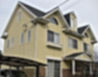 熊本県熊本市西区 Y様邸 外壁塗装・屋根塗装工事 施工前 【ペイントデポ】