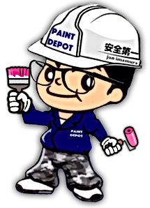 熊本の外壁塗装・屋根塗装工事専門店 ペイントデポ アステックペイントとは