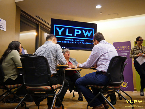 YLPW - Boards Event Nov. 2019