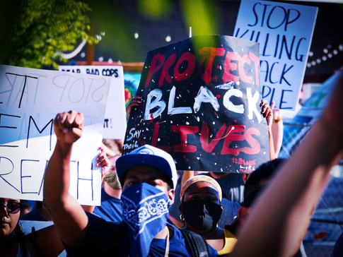 Protect Black Lives - George Floyd March