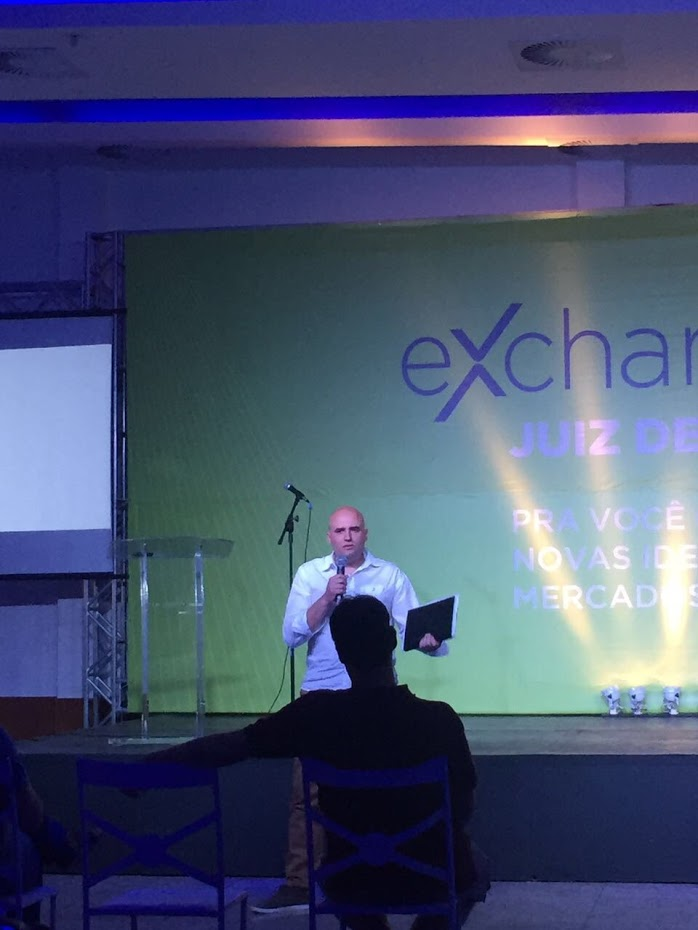Evento EXCHANGE
