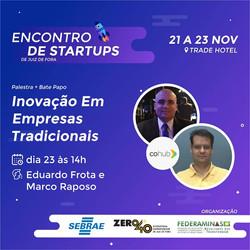 Encontro de startups