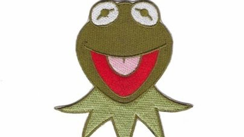 Kermit the Frog | Iron On Patch