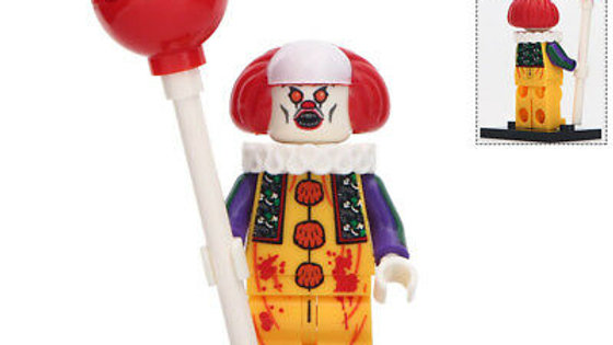 Pennywise | It Lego Figure