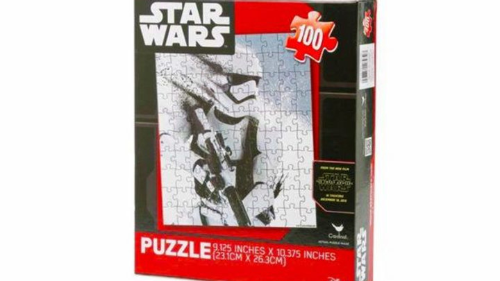 Star Wars  | 100 Pc Storm Trooper Puzzle