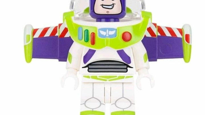 Buzz Lightyear   Toy Story Lego Figure