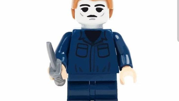 Michael Myers Lego Figure