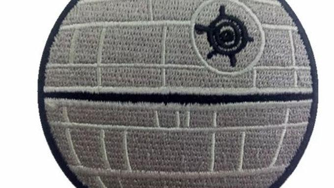 Death Star | Star Wars Iron On Patch