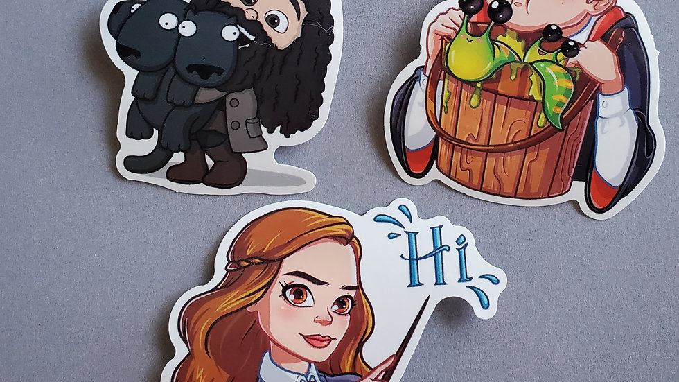 Harry Potter Stickers