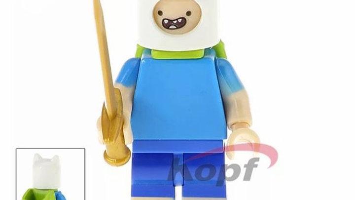 Finn | Adventure Time Lego Figure