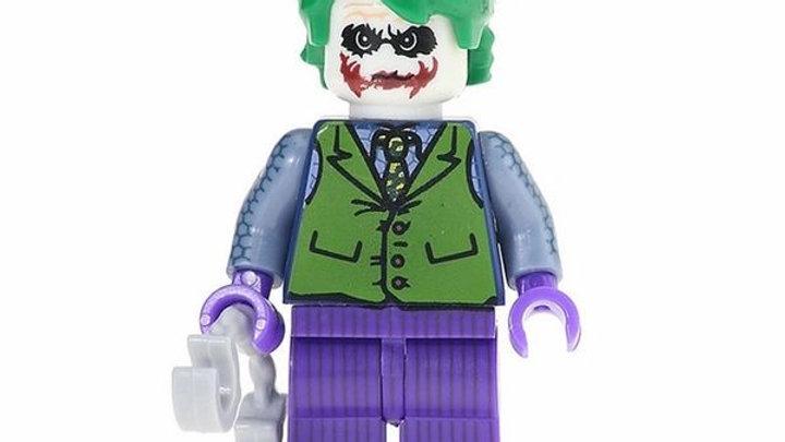 Joker Lego Figure