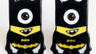Batman | Minion Earrings