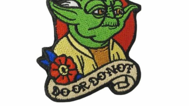 Yoda | Star Wars | Do or Do Not Iron On Patch