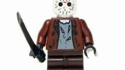 Jason Lego Figure