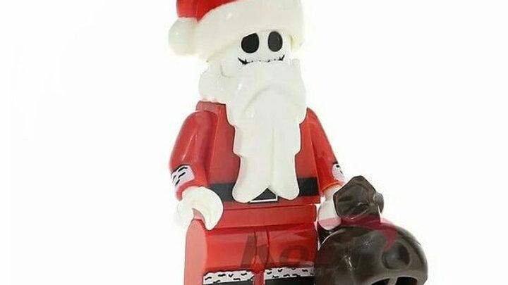 Jack Skellington | Santa Lego Figure