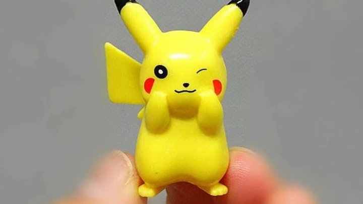 Pikachu | Pokemon Mini Figure