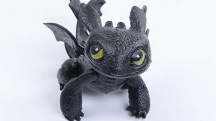 Toothless | How to Train Your Dragon Mini Figure