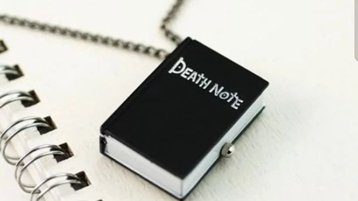 Death Note | Watch Necklace