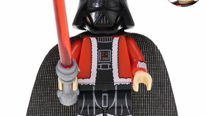 Darth Vader | Star Wars | Santa Lego Figure