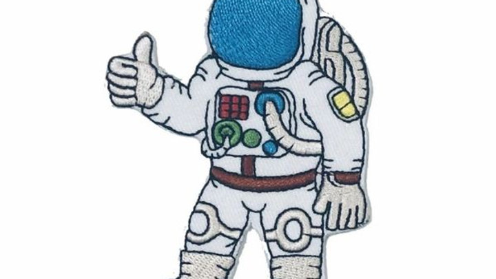 Astronaut | Iron On Patch