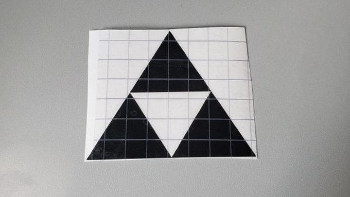 Tri Force | Legend of Zelda Decal