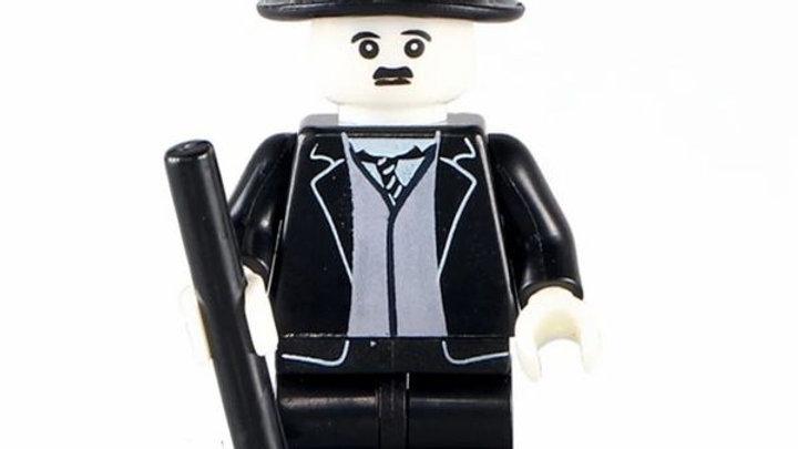 Charlie Chaplin Lego Figure