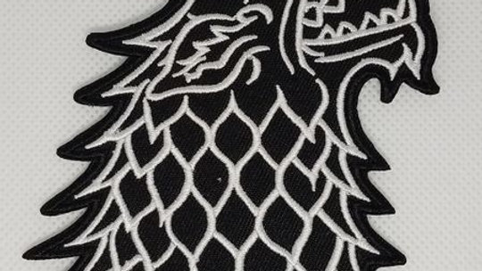 Stark | Game of Thrones Iron On Patch