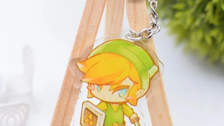 Link | Legend of Zelda Key Chain