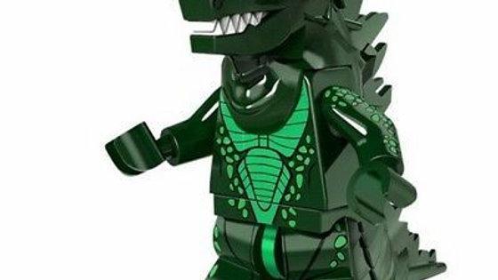 Godzilla Lego Figure