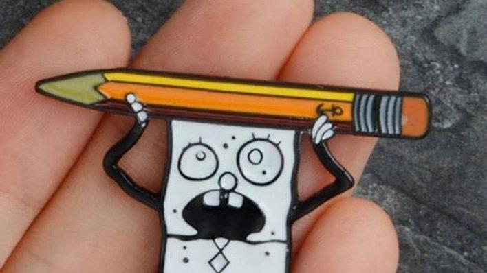 Spongebob | Doodle Bob Pin