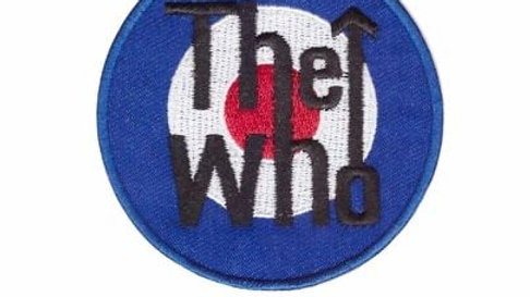 The Who | Iron On Patch