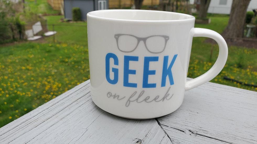 Geek on Fleek Mug