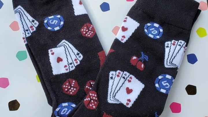 Poker Socks