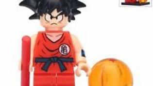 Goku | Dragon Ball Z Lego Figure
