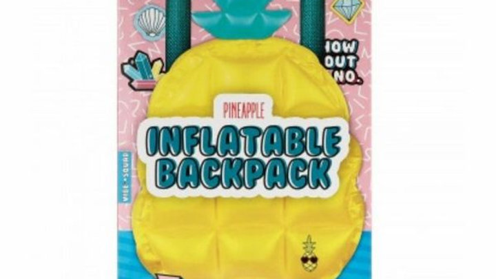 Inflatable Pineapple Backpack