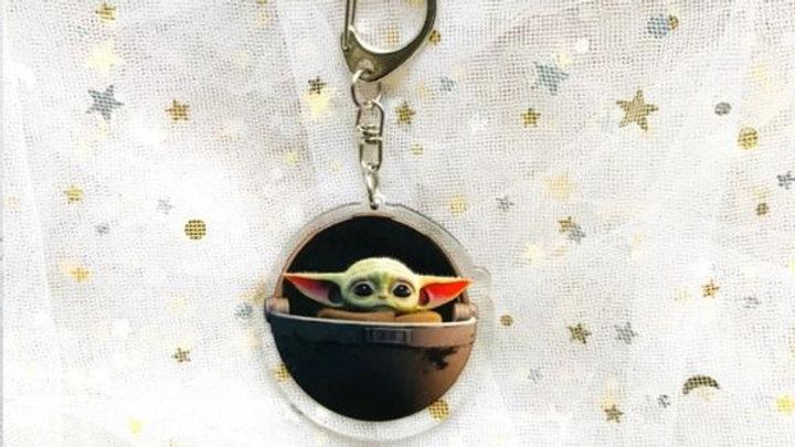 Baby Yoda Key Chain | Star Wars