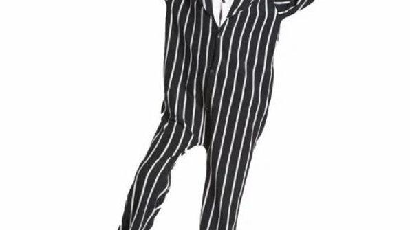 Jack Skellington | Nightmare Before Christmas Hooded Pajamas