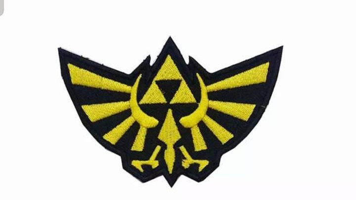 Legend of Zelda Iron On Patch