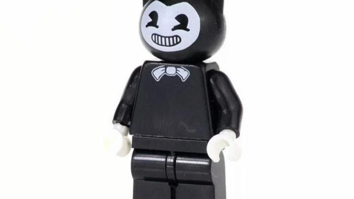 Bendy Lego Figure