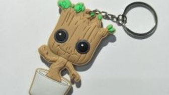 Groot Key Chain | Guardians of the Galaxy