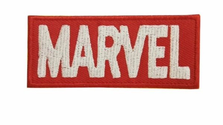 Marvel Iron On Patch