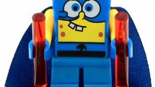 Spongebob - Superhero Lego Figure