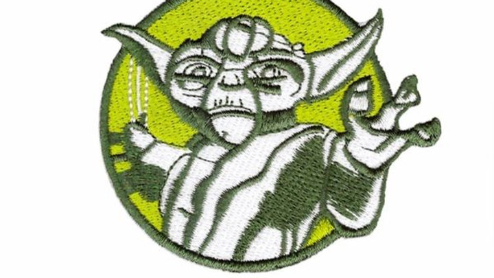 Yoda | Star Wars Iron On Patch