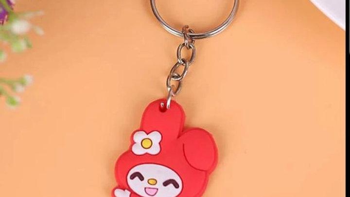 Melody | Hello Kitty Key Chain