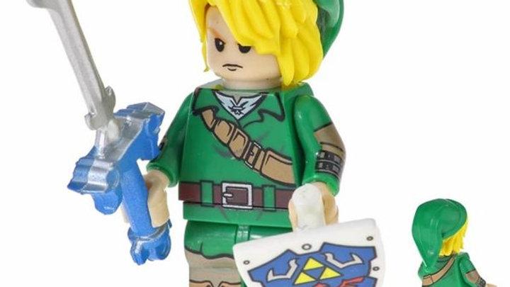 Link | Legend of Zelda Lego Figure