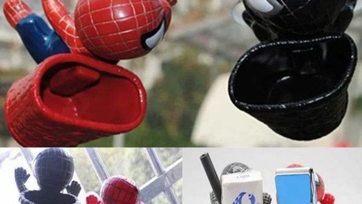 Spiderman/Venom Window Cling Holder