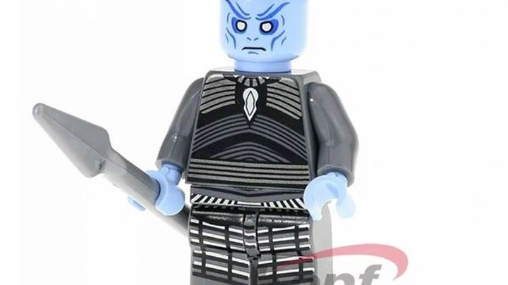 Knight King | Game of Thrones Lego Figure